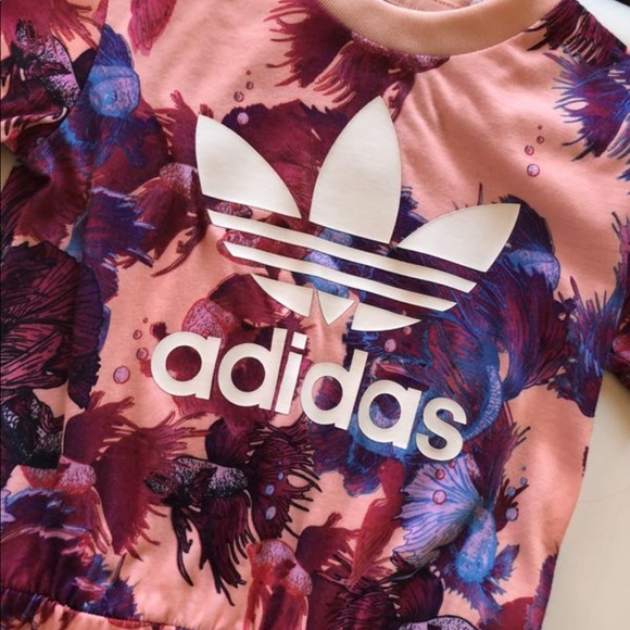 adidas Other - Adidas Toddler Jumpsuit